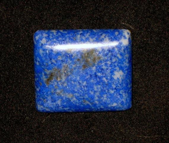 Lapis Lazuli Hand Cut Cabochon