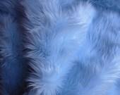 Blue Marina Faux Fur