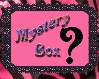 Mystery Box Assorted Faux Furs
