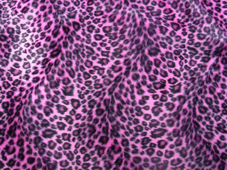 Baby pink cheetah print background - photo#24
