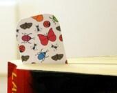 Multicoloured Bugs Printable Bookmark 101