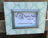 4x6 Distressed Picture Frame