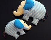 Elephant soft toy size BIG
