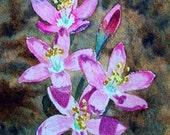 Original Watercolor Painting-ACEO-ATC