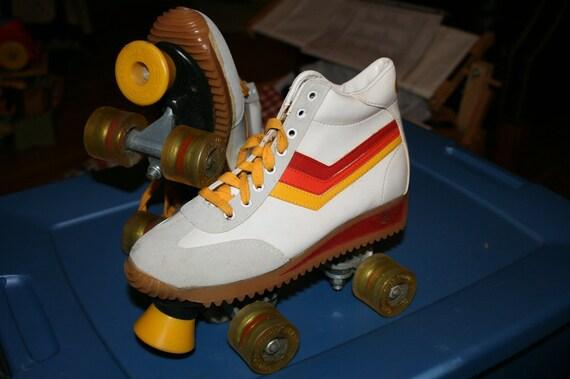 Vintage Free Former roller skates