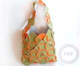 Crafts for children DIY kit Fun bag Put&Pull