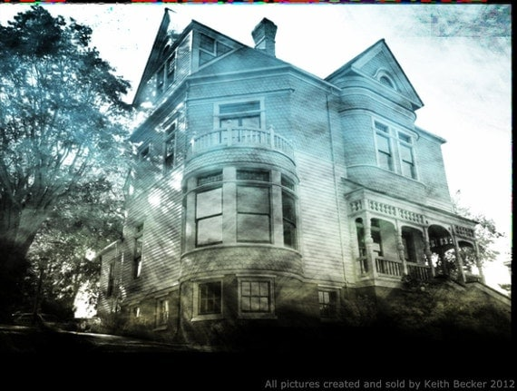 Walker 2, Digital Photography a Haunted House