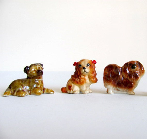 FIVE DOLLARS Instant Collection Miniature Dogs