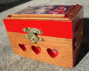 The Love Song Box (Pagan Renaissance Medieval)