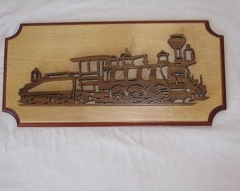 choo choo train from 1800