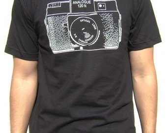 Holga Camera Shirt  - ON SALE!