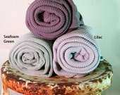 Organic Cotton Baby Blankets, Fresh, Bright Colors from Mateacogreen