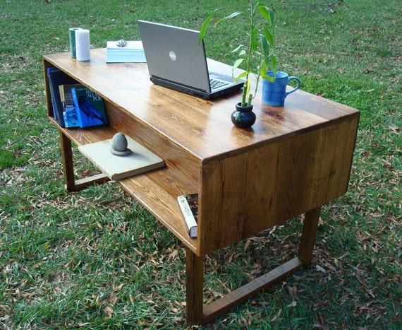 Reclaimed Wood Desk Office Furniture Executive Desk Wood Desk