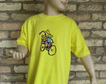 Youth Bike Ride Tee