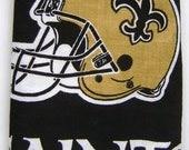 New Orleans' Saints Eyeglass and Sunglass case