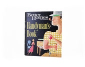 Vintage Handyman Book - Better Homes and Gardens