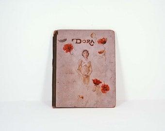Dora by Alfred Tennyson 1886