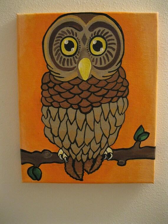 Fall into Owltumn