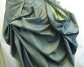 Victorian style over bustle skirt