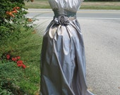 RESERVED Bustle Over Skirt