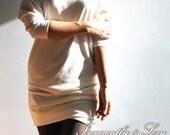NEW-Innocent & Sexy Draped Tunic (PDF Patterns)