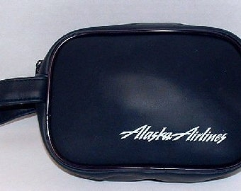 Collectible Alaska Airline Travel Bag
