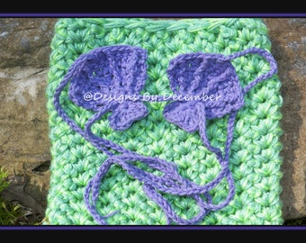 Your Color Choice Crocheted Adjustable Mermaid Shell Top Newborn to 12 months Size