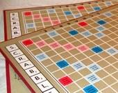 Birdie's BE INSPIRED Kit -  Scrabble Boards
