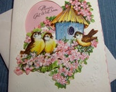 Vintage Deluxe Greeting Card - Get Well