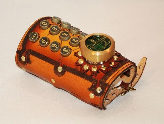 Navigator's Typewriter Key Wrist Guard