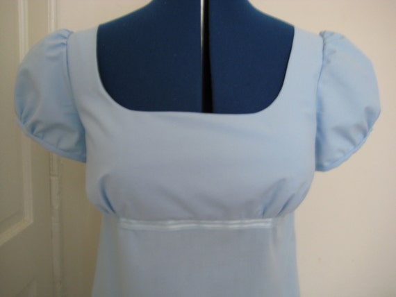 Regency Dress. Jane Austen Gown. EMMA Movie Reproduction. Gwyneth Paltrow. RESERVED for KATHERINE