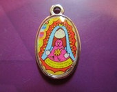 Virgencita Charm - Take care of me and guide my way