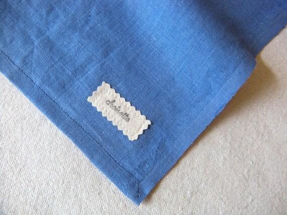 the petite sloane linen beach towel