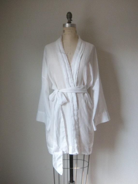the allegra kimono robe