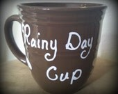Rainy Day Cup Coffee or Tea Mug