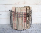 Tan Books Instant Library Collection Vintage Decorative Book Bundle Photography Props Brown