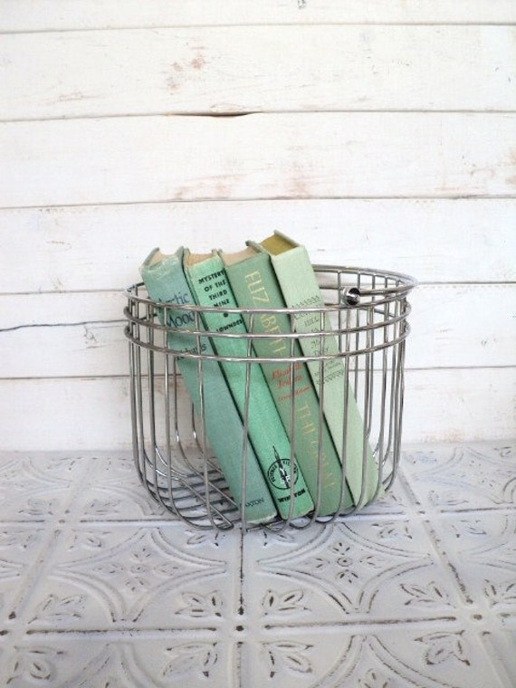 Reserved for Nicole Pastel Green Books Instant Library Collection Decorative Books Photography Props Shades of Sea Glass