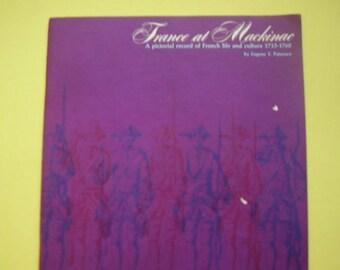 France at Mackinac, a Vintage Souvenir Booklet
