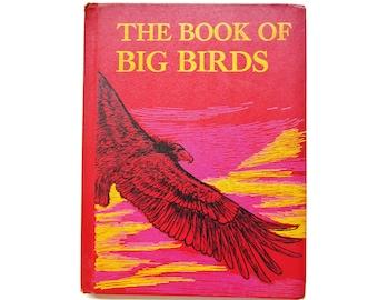 The Book of Big Birds, Vintage Children's Book