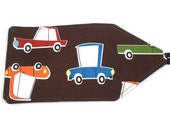 Luggage Tag - On the Road