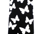 SALE Weekly Planner (2012) - Black and White Butterflies