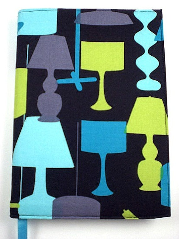 Large Softcover Journal - Lights Out