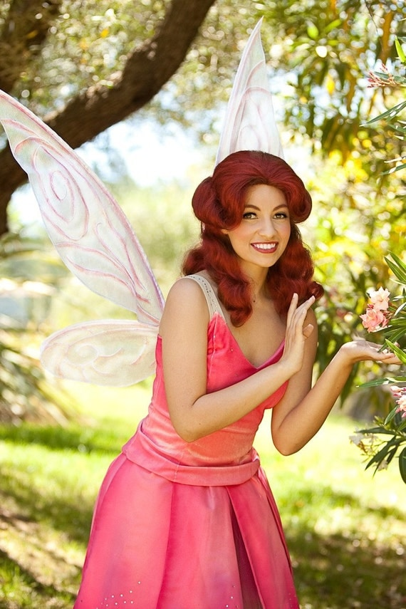 Rosetta Fairy Tinkerbell Friend Costume A Adult by ...
