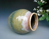 Flower Vase Ceramic Pottery