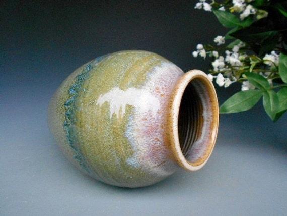 Flower Vase Ceramic Pottery