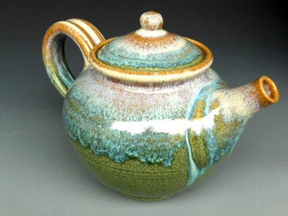 Reserved for June. Teapot