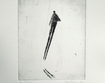 "ORIGINAL ETCHING ""deviation"""
