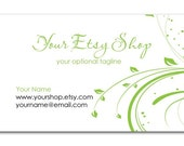 Rejuvenate Matching Business Card Design