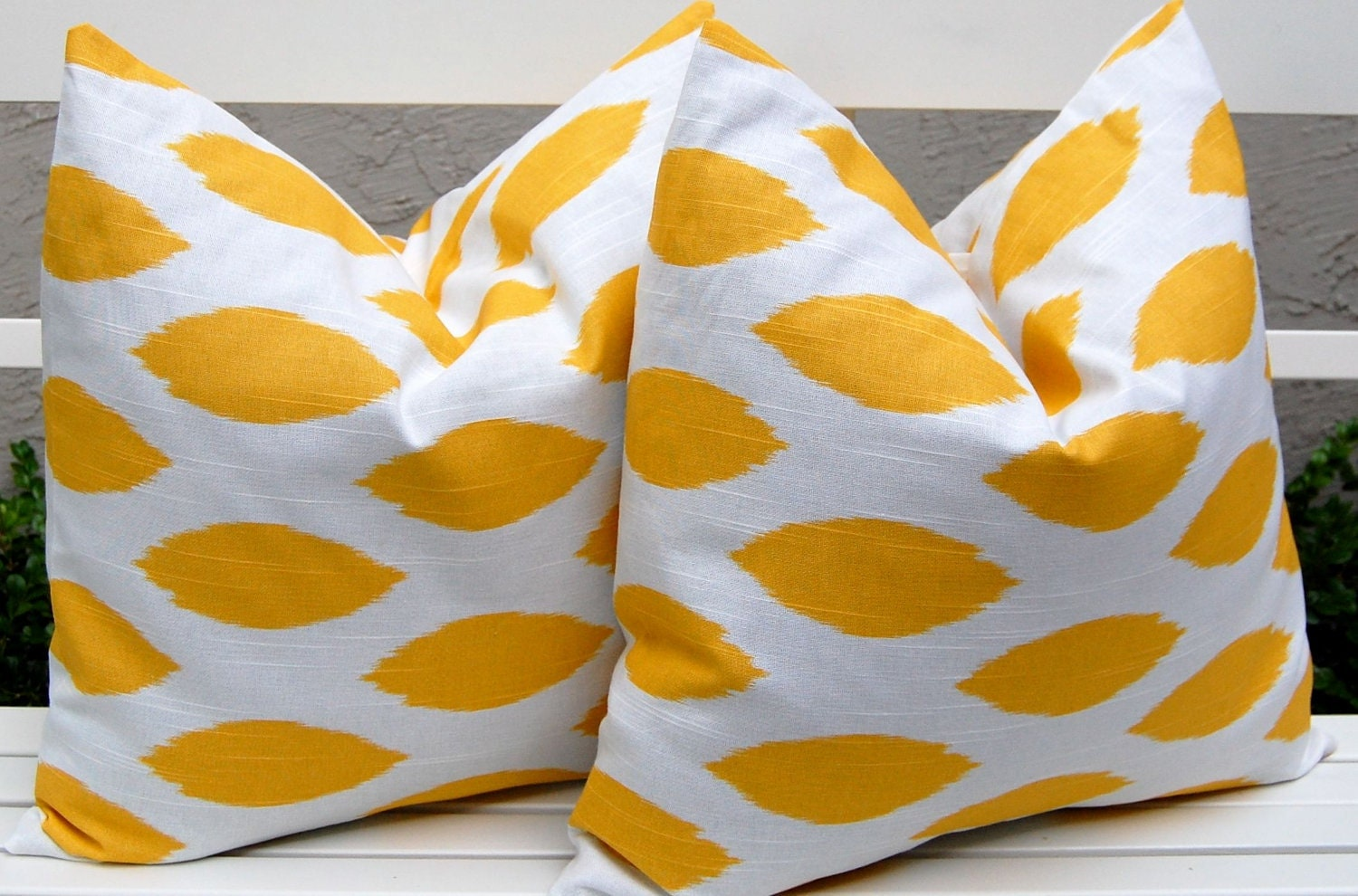 Mustard Throw Pillow Covers : Chandeliers & Pendant Lights