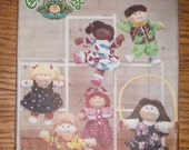 Butterick sewing pattern for Cabbage Patch Kids 5741